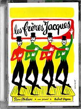 Les Frères Jacques - Sur scène et en studio - Double Dvd - TBE