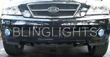 Xenon Halogen Fog Lights Lamps Foglamps Foglights for 2003-2009 Kia Sorento