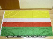 Fahnen Flagge Lebus Woiwodschaft Polen Digitaldruck - 90 x 150 cm