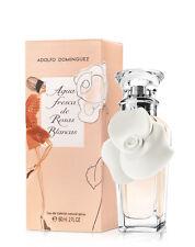 AGUA FRESCA DE ROSAS BLANCAS ADOLFO DOMINGUEZ - Colonia / Perfume 60 mL - Mujer