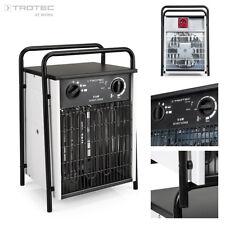 TROTEC TDS 50 Elektroheizer Heizgerät Heizlüfter Bauheizer Zeltheizung 9 kW