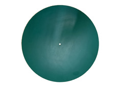 Special (240mm o.d.) Green EPDM Rubber Turntable Mat 3mm Thick