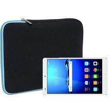 Slabo Tasche für Huawei MediaPad M3 21,33 cm (8,4 Zoll) Neopren - TÜRKIS/SCHWARZ
