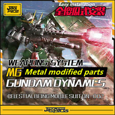 JAOparts Metal Modified parts for Bandai MG 1/100 Dynames Weapon System Gundam*