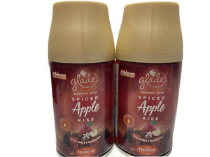 Glade Automatic Spray Refills spiced apple kiss 269ml x 2