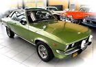 *LIMONENGRÜNE SCHÖNHEIT * Opel Manta A 1.9 Coupe aus 1972 im Oldtimer Museum