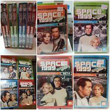 SPACE:1999 sets 1, 2, 3, 4 DVD A & E sci-Fi Series (2001) NEW - RARE