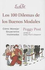 USED (VG) Los 100 Dilemas de los Buenos Modales: Como Manejar Situaciones Incomo