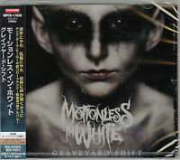 MOTIONLESS IN WHITE-GRAVEYARD SHIFT-JAPAN CD Bonus Track E20