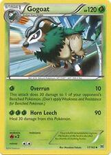 Gogoat  NM x4  Pokemon TCG XY BREAKthrough Uncommon Grass