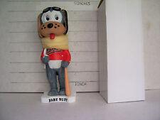 2003 BABE RUFF MASCOT BOBBLEHEAD BIRMINGHAM BARONS SGA JUST OPENED MINT & RARE !