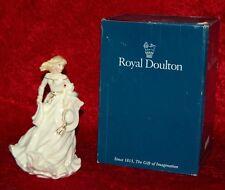 Royal Doulton Porzellan Figur - Summer Breeze cremeweiß HN3724 - A. Maslankowski
