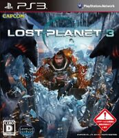 USED PS3 PlayStation 3 Lost Planet 3 50494 JAPAN IMPORT