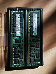 2 x 8GB, PC3-10600 DDR3 SDRAM, 1333 Mhz