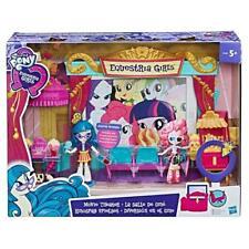 Little Pony Equestria Dolls Minis My cine Playset exclusiva Muñeca Nuevo