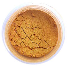 Mayan Gold Metallic Luster Dust 4g for Cake Decorating, Fondant, Gum Paste