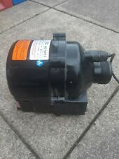 Pre-owned Hot Tub Wind Pump, Motor, Bubbles