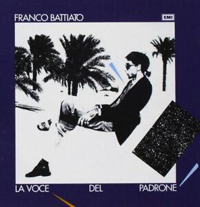 FRANCO BATTIATO - LA VOCE DEL PADRONE 40° ANNIV.- LP VINILE NERO NUOVO SIGILLATO