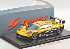 NUEVO 1/43 Spark s4732 McLaren F1 GTR , 24 HRS LEMANS 1996 , #4 ´53