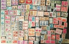 136 Used Vietnam Stamps