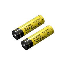 2x NL1835HP 3500mAh 18650 Li-ion Batteries