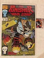 THE PUNISHER WAR ZONE #2 VF MARVEL COMICS