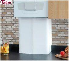 Boiler Box Pipe Cover 2 Piece Adjustable 50cm H x 40cm W x 7.5cm D made by TALON