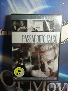 passaporto falso *DVD*NUOVO