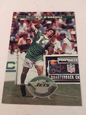 1996 Donruss #167 - Neil O'Donnell - New York Jets