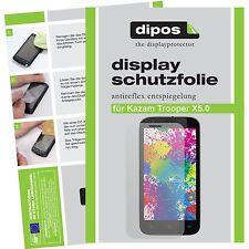 1x dipos Kazam Trooper X5.0 screen protector protection guard anti glare