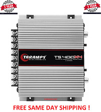 Taramps TS 400X4 2 Ohms Amplifier 4 Channel 400 W Compact Car Amp FREE SHIPPING