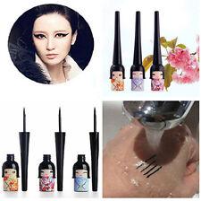 Hot Doll Eyeliner Black Waterproof Liquid Eye Liner Pen Pencil Make Up Cosmetic