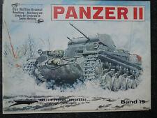 Panzer II   -  Waffen-Arsenal  Band 19