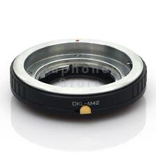 Voigtlander Retina Reflex DKL Lens To M42 Screw Camera Body Adapter