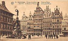 BR32347 Anvers Le Barbo et Maison belgium