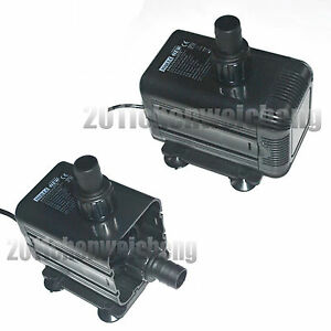 Genuine Hailea Aquarium Fish Tank Pond Inline / Immersible External Water Pump