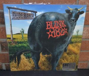 BLINK 182 - Dude Ranch, Ltd 180G BLACK VINYL #'d Gatefold Insert 3 Postcards OOP