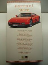 Hasegawa 1:24 Scale Ferrari 348tb Model Kit - New - 1989 Pininfarina