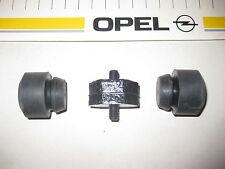 Opel Kadett C 1,0-1,2-1,6S - Manta / Ascona A -  3 Puffer für Kühler