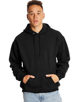 HANES Men's ULTIMATE COTTON HEAVYWEIGHT PULLOVER HOODIE, Style F174