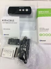 Kit Mobile Universal Sun-Visor Mount Bluetooth Hands-free Car Kit