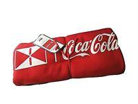NWT Red Coca-Cola Pro-Weave Sweatshirt Blanket MvSport Heavyweight 54 x 84 Coke