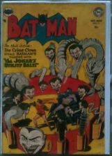 DC Comics Golden Age BATMAN # 73 Jokers Utility Belt (1952) Dick Sprang FN+