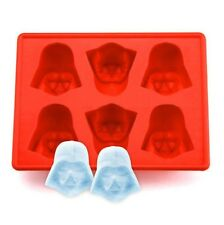 Stampo Star Wars Dart Fener stampino forma formina cubetti ghiaccio cioccolatini