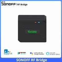 Sonoff RF Bridge WiFi 433 MHz Replacement Smart Home Switch Remote RF Controller