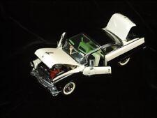 Danbury Mint, 1955 Ford Fairlane Crown Victoria, Die Cast Metal Car Model.