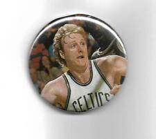 "Larry Bird Boston Celtics 1998 Hall of Famer 2 1/4"" Button"