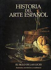 HISTORIA DEL ARTE ESPAÑOL VOL. VIII - PLANETA / LUNWERG