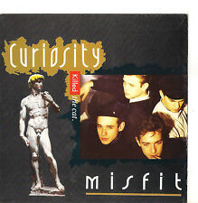 CURIOSITY KILLED THE CAT - MISFIT - ONLY COVER -  SOLO COPERTINA - EX++