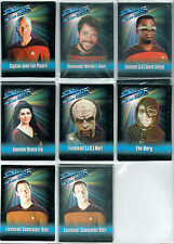 STAR TREK THE NEXT GENERATION PLAYMATES PROMOTIONAL CARDS